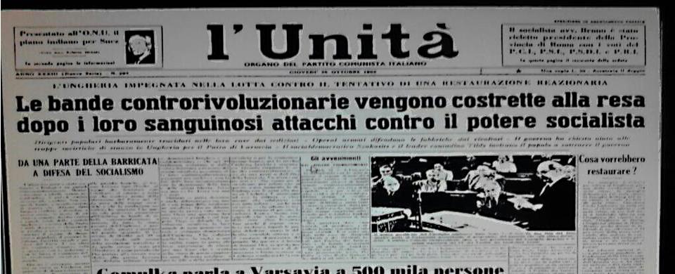 Ungheria 1956 e i voltagabbana [25] (1/2)