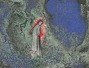 Gustave Dorè – Divina Commedia - Elaborazione grafica di Ernesto Giorgi ©