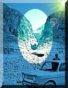 Il destino? Dall'esito dei processi, qui non si è trattato di destino – Vajont – 1963 – Ernesto Giorgi ©