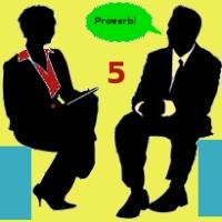 Raccolta di proverbi 5 [305]